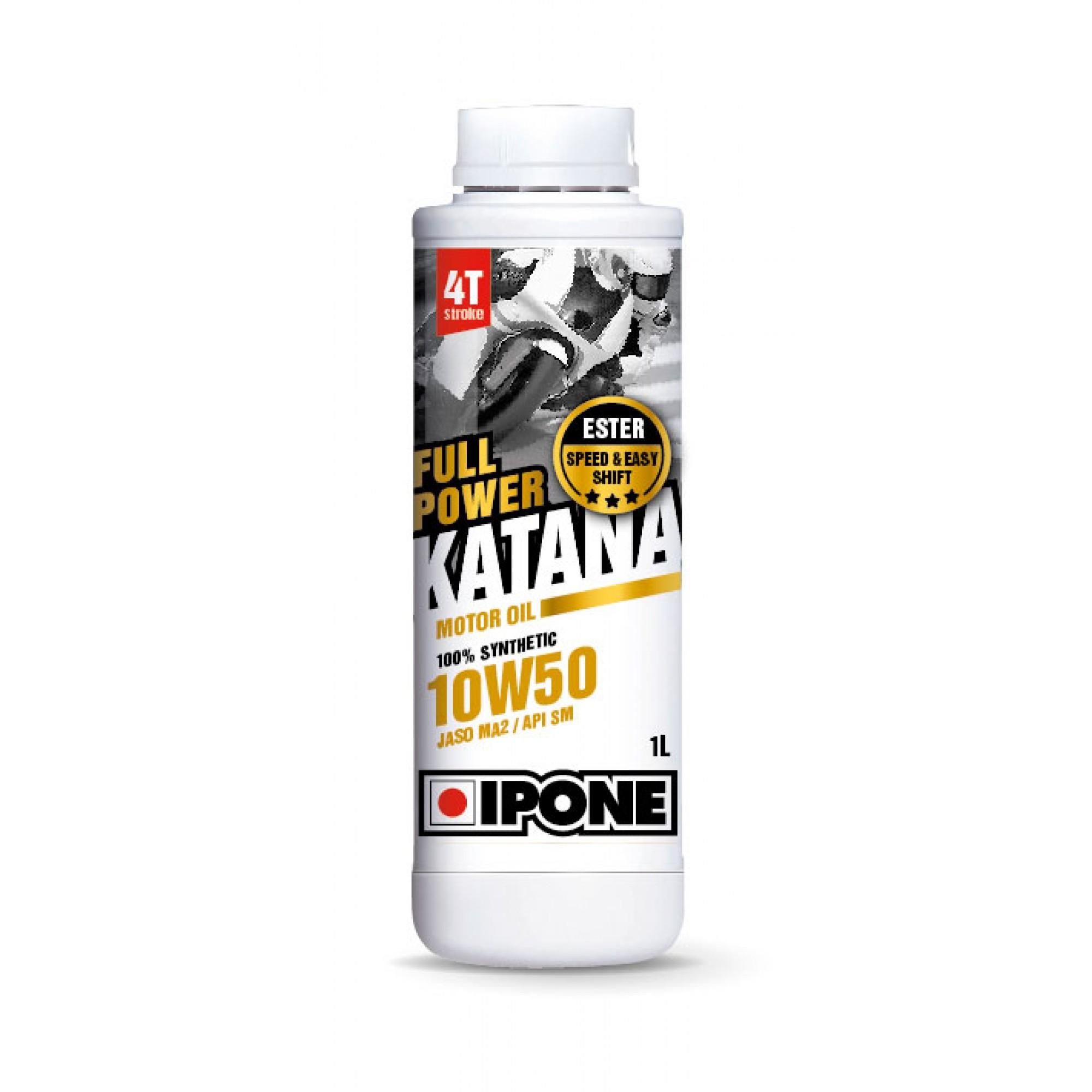Ipone Full Power Katana 10W50
